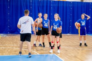Basketland camp Piešťany 2018