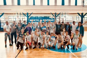 Poprad Basketbal 2017/2018